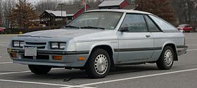 Dodge Charger 1987 foto - 4