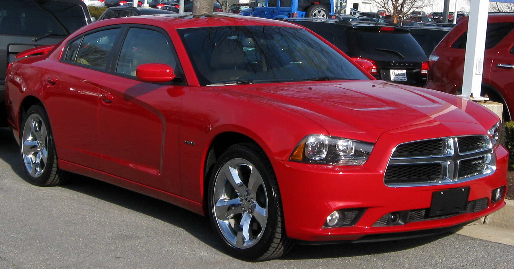 Dodge Charger 2004 foto - 1