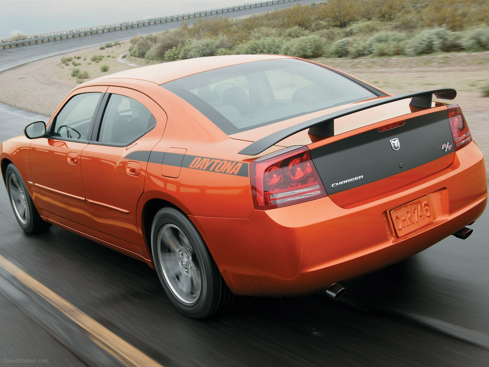 Dodge Charger 2005 foto - 2