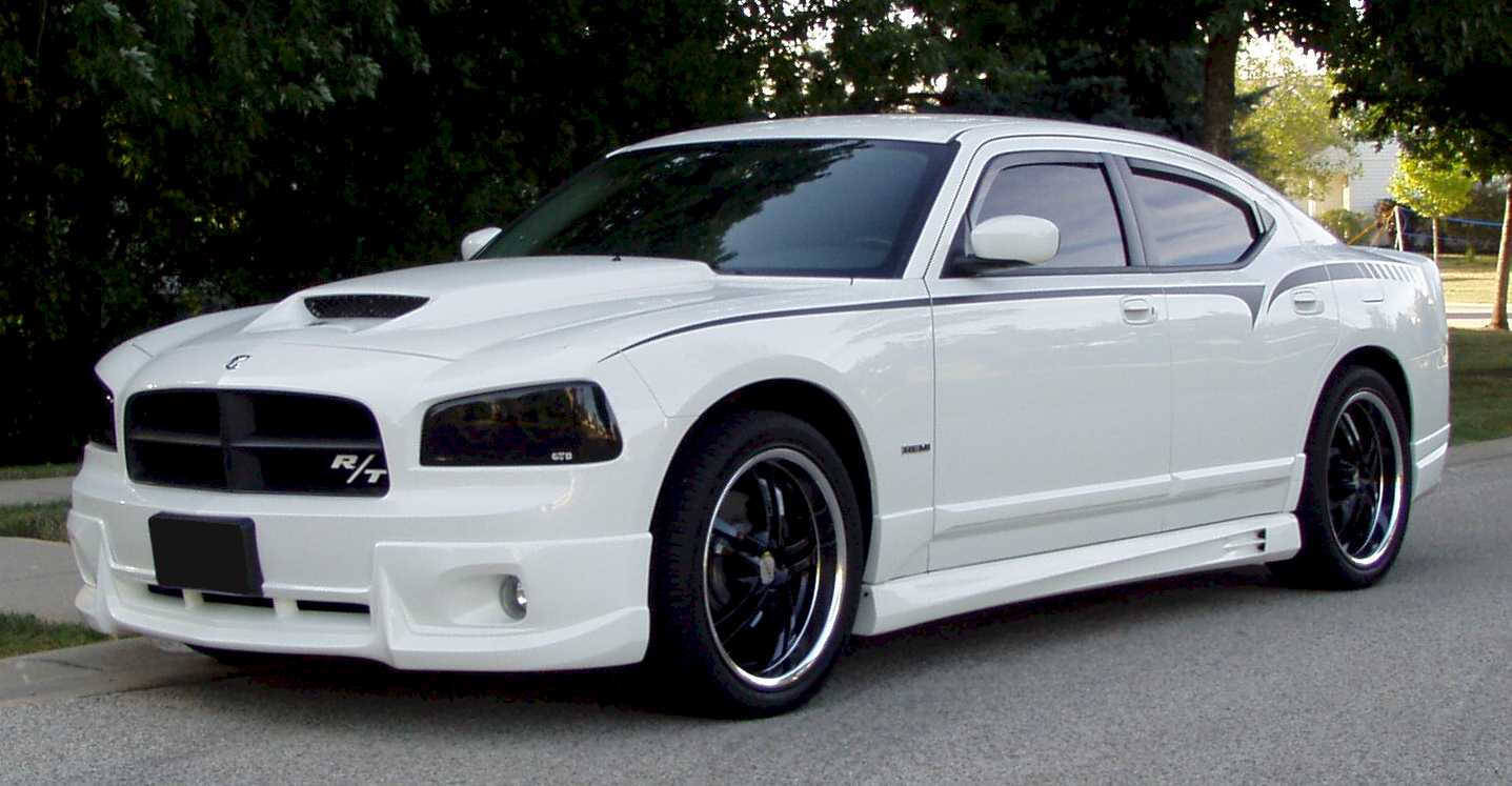 Dodge Charger 2005 foto - 4