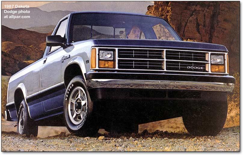 Dodge Dakota 1989 foto - 2