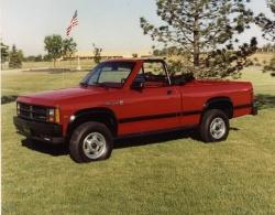 Dodge Dakota 1989 foto - 3