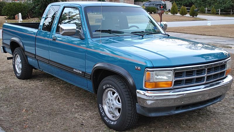 Dodge Dakota 1989 foto - 4