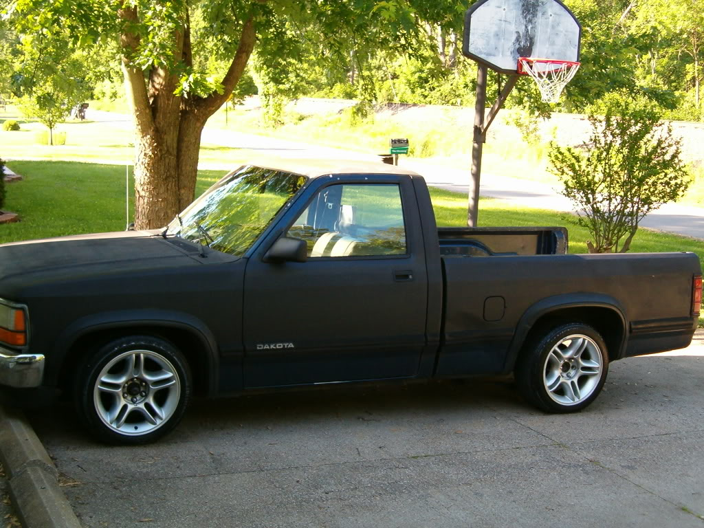 Dodge Dakota 1992 foto - 2