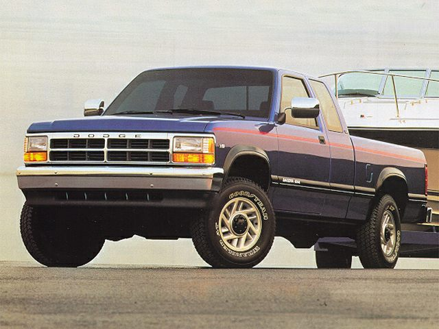 Dodge Dakota 1992 foto - 5