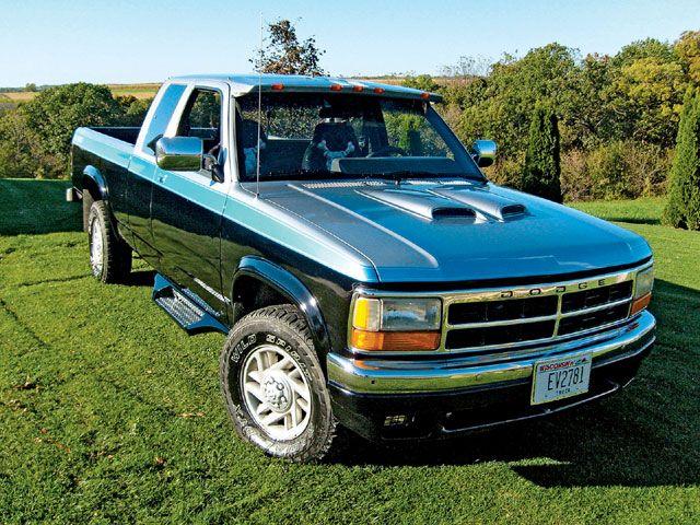 Dodge Dakota 1993 foto - 1