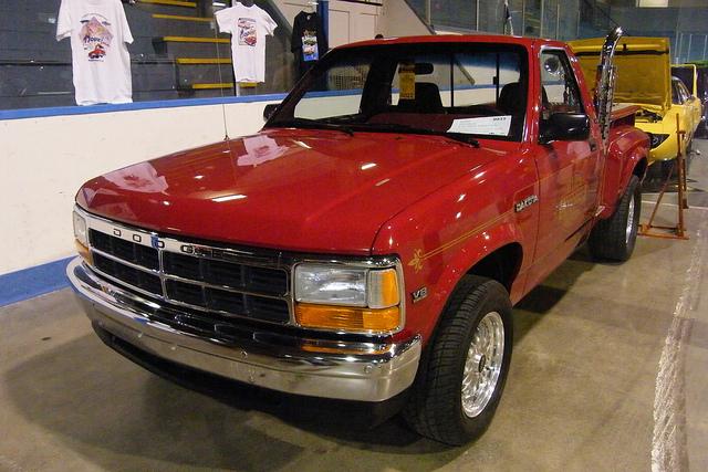 Dodge Dakota 1993 foto - 3