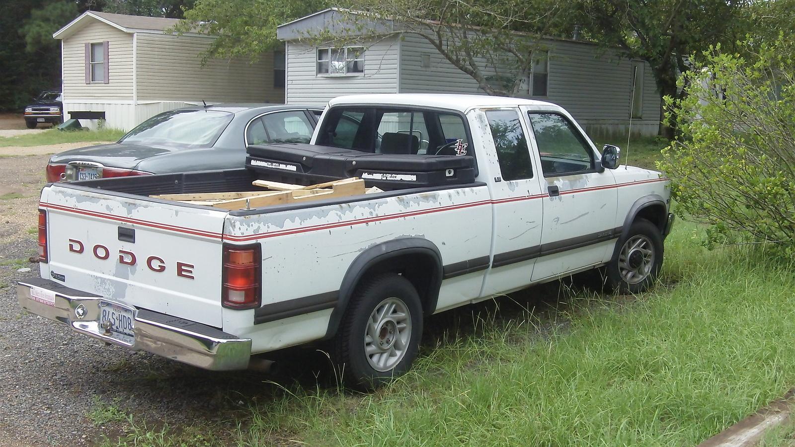 Dodge Dakota 1993 foto - 4