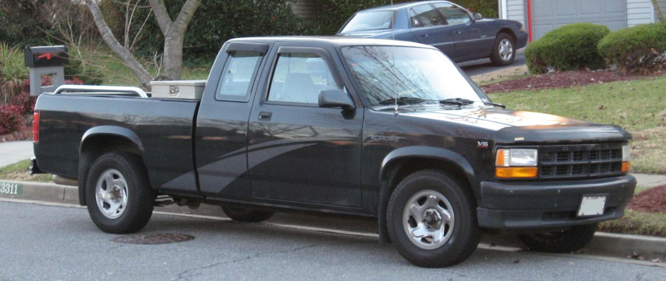 Dodge Dakota 1996 foto - 1