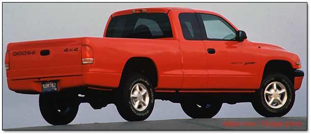 Dodge Dakota 1997 foto - 5