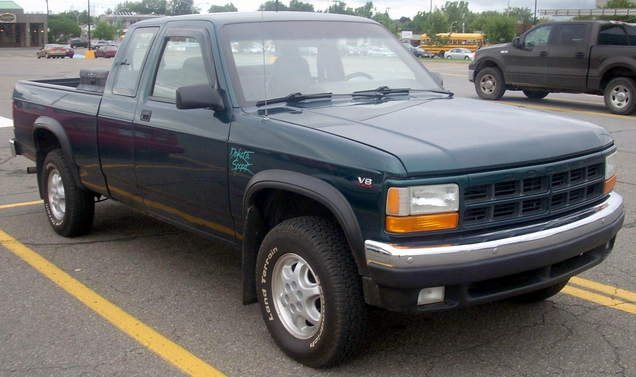 Dodge Dakota 1999 foto - 4