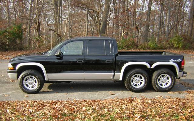 Dodge Dakota 2003 foto - 2
