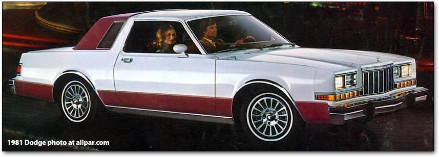 Dodge Dart 1981 foto - 1
