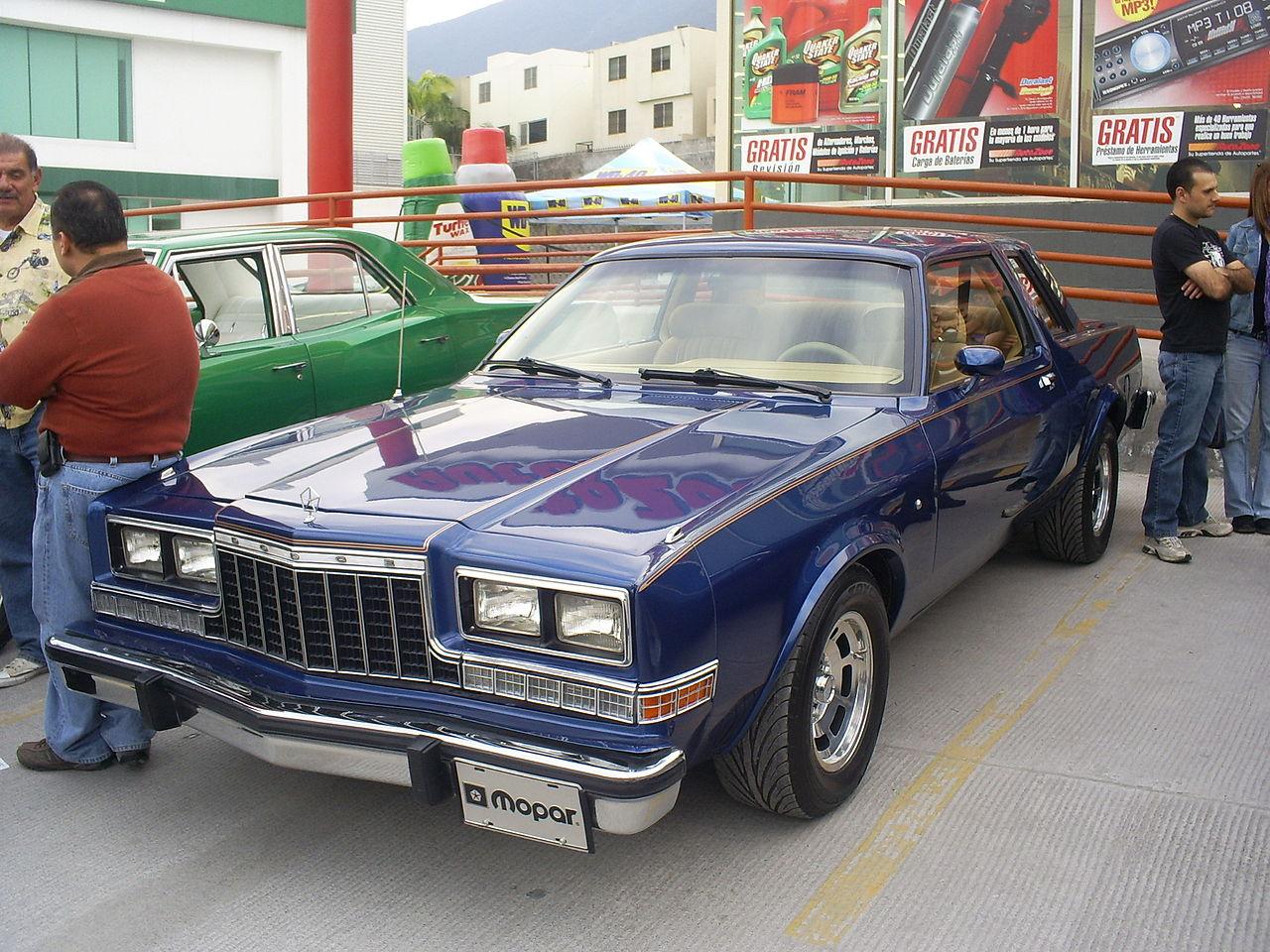 Dodge Dart 1981 foto - 4