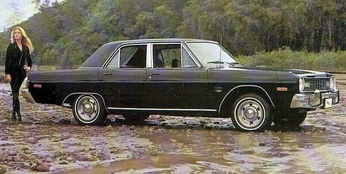 Dodge Dart 1982 foto - 2