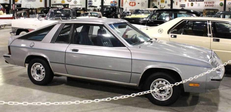 Dodge Dart 1982 foto - 3