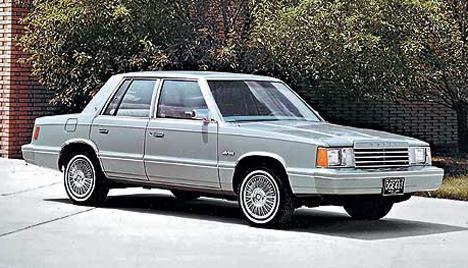 Dodge Dart 1982 foto - 4