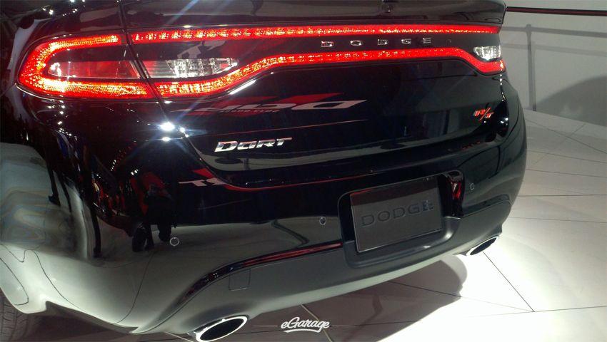 Dodge Dart 2015 foto - 3