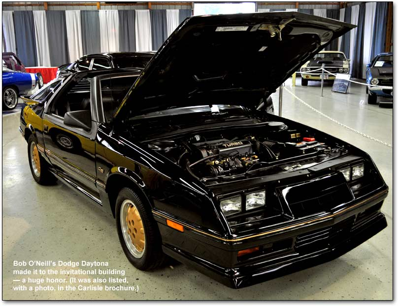 Dodge Daytona 1985 foto - 2