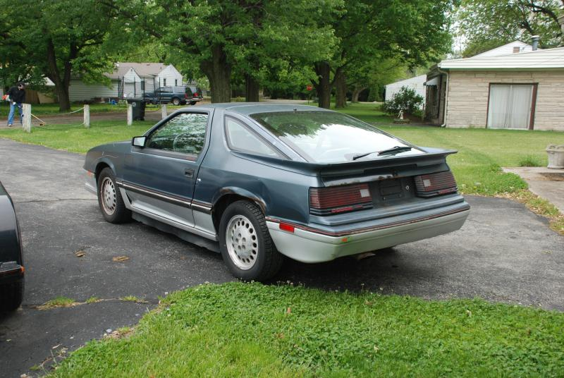 Dodge Daytona 1985 foto - 4