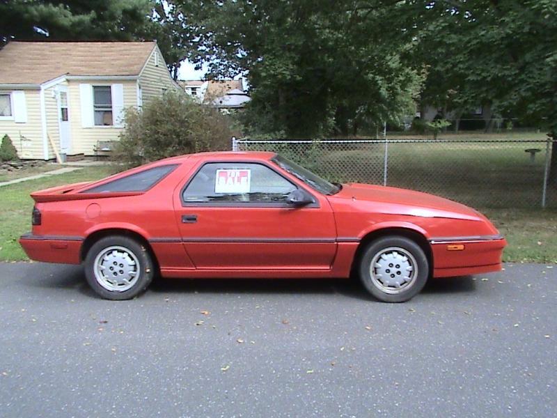 Dodge Daytona 1987 foto - 1