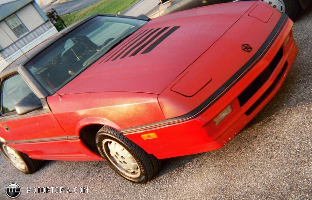 Dodge Daytona 1987 foto - 5