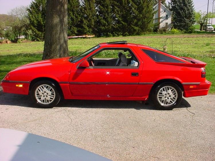 Dodge Daytona 1988 foto - 1