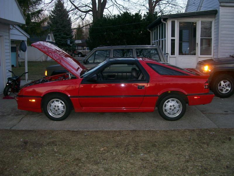 Dodge Daytona 1988 foto - 5