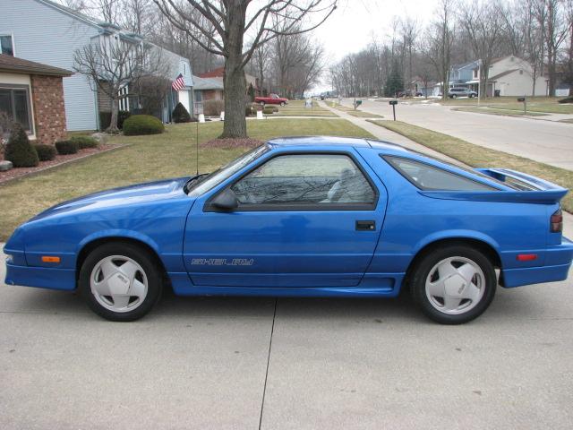 Dodge Daytona 1991 foto - 3