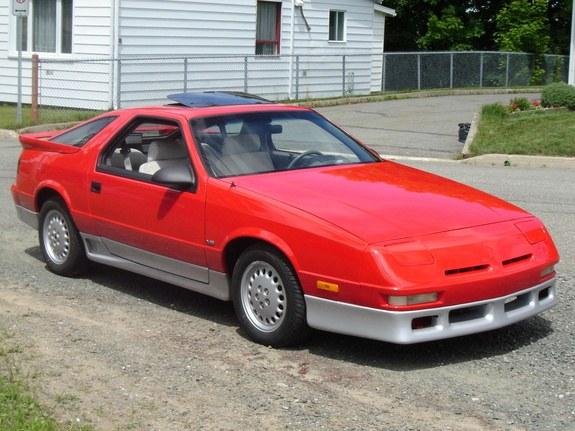 Dodge Daytona 1991 foto - 5