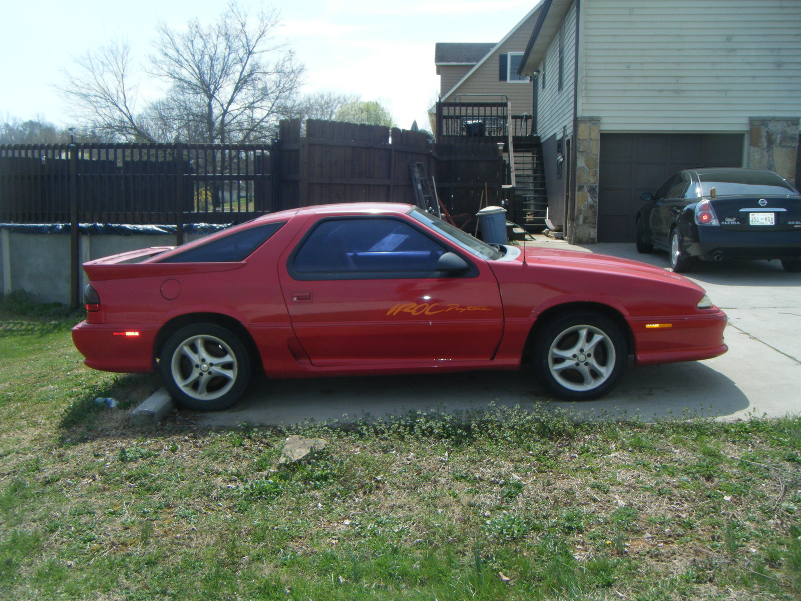 Dodge Daytona 1993 foto - 2