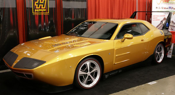 Dodge Daytona 2014 foto - 2