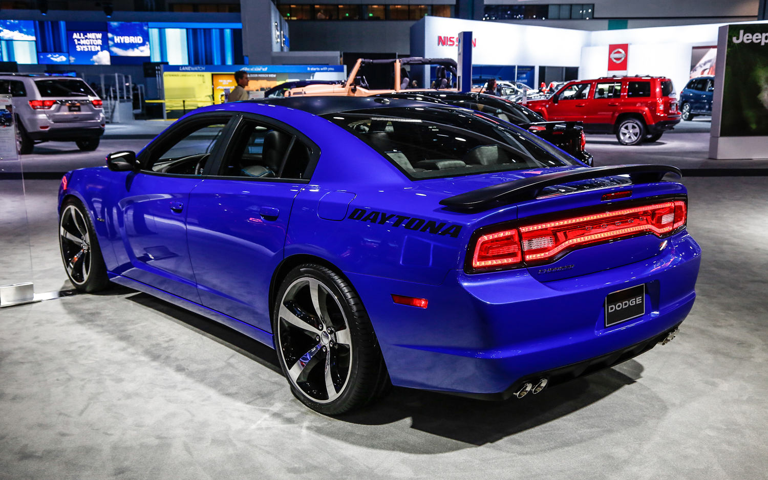 Dodge Daytona 2014 foto - 4