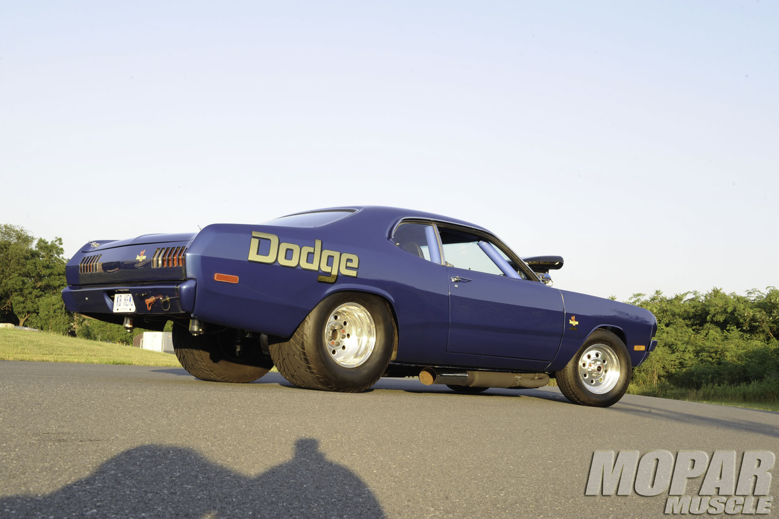 Dodge Demon 2015 foto - 2