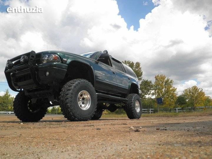 Dodge Durango 1998 foto - 2