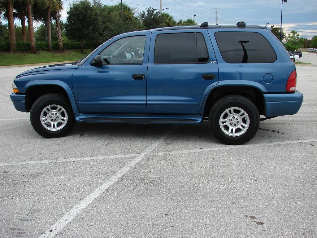 Dodge Durango 2002 foto - 1