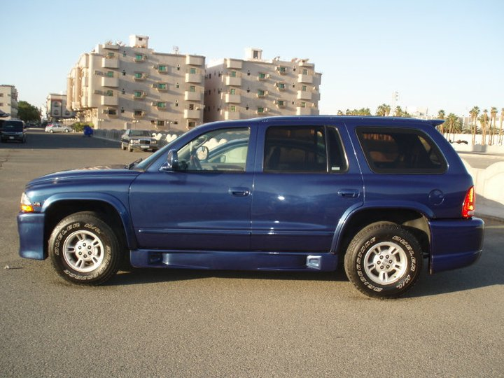 Dodge Durango 2002 foto - 4