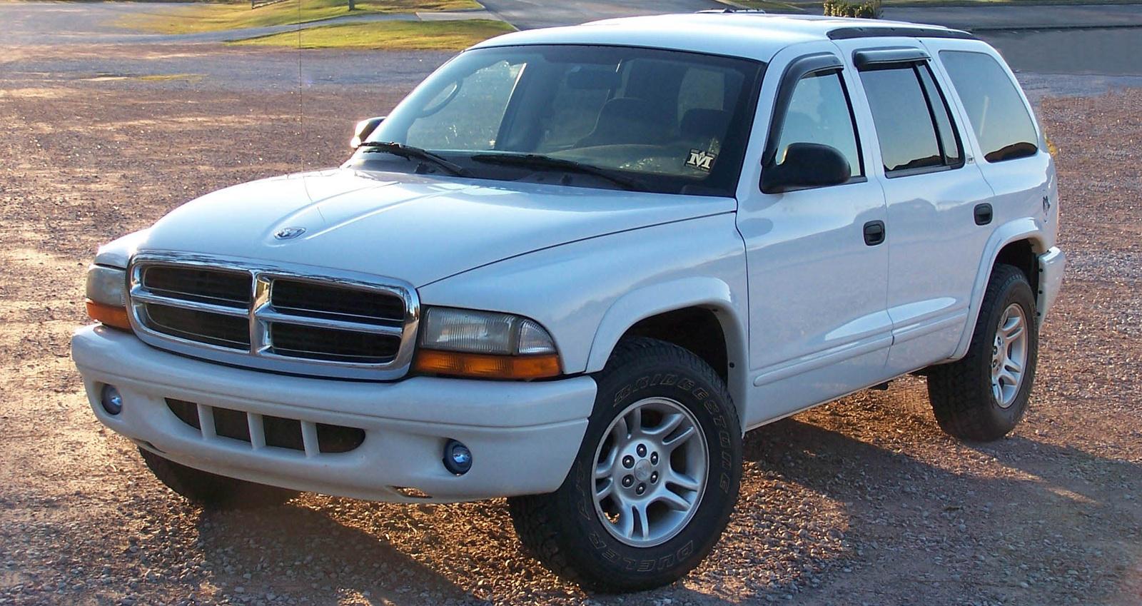 Dodge Durango 2002 foto - 5