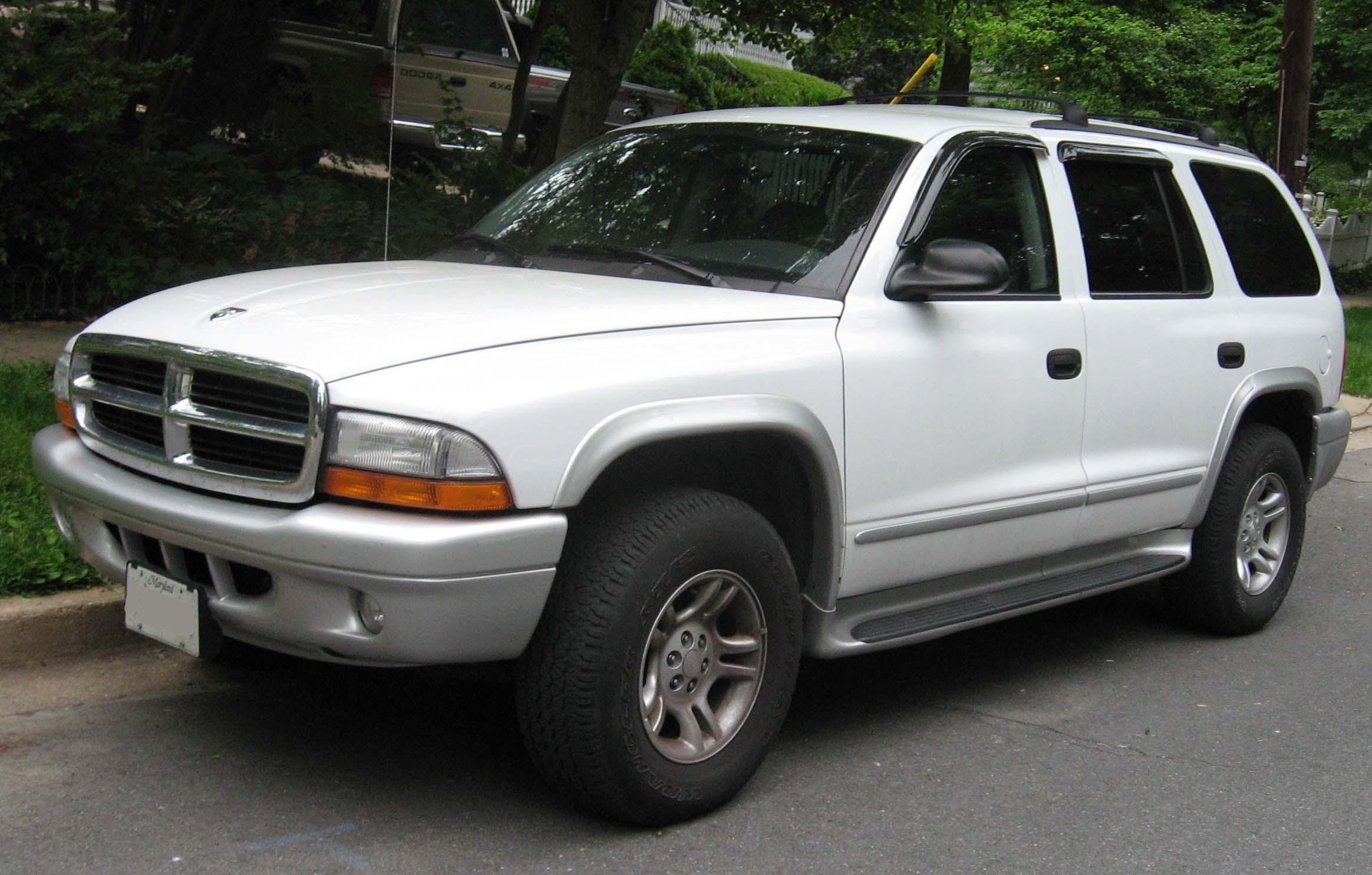 Dodge Durango 2005 foto - 2