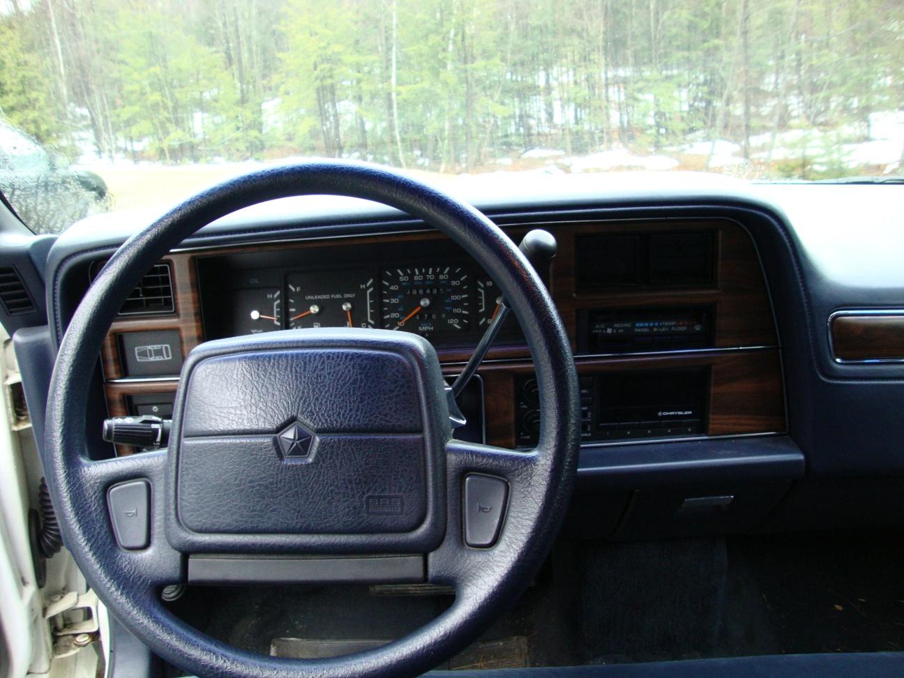Dodge Dynasty 1990 foto - 1