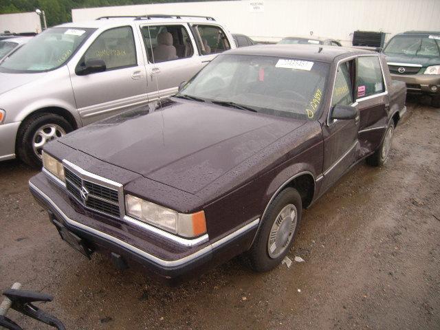 Dodge Dynasty 1990 foto - 4