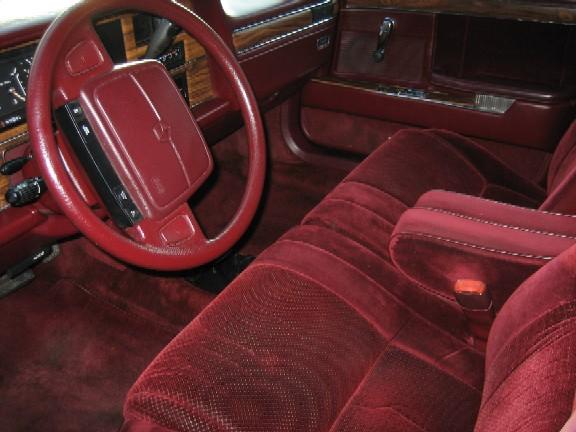 Dodge Dynasty 1991 foto - 1