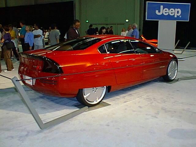 Dodge Intrepid 1997 foto - 2