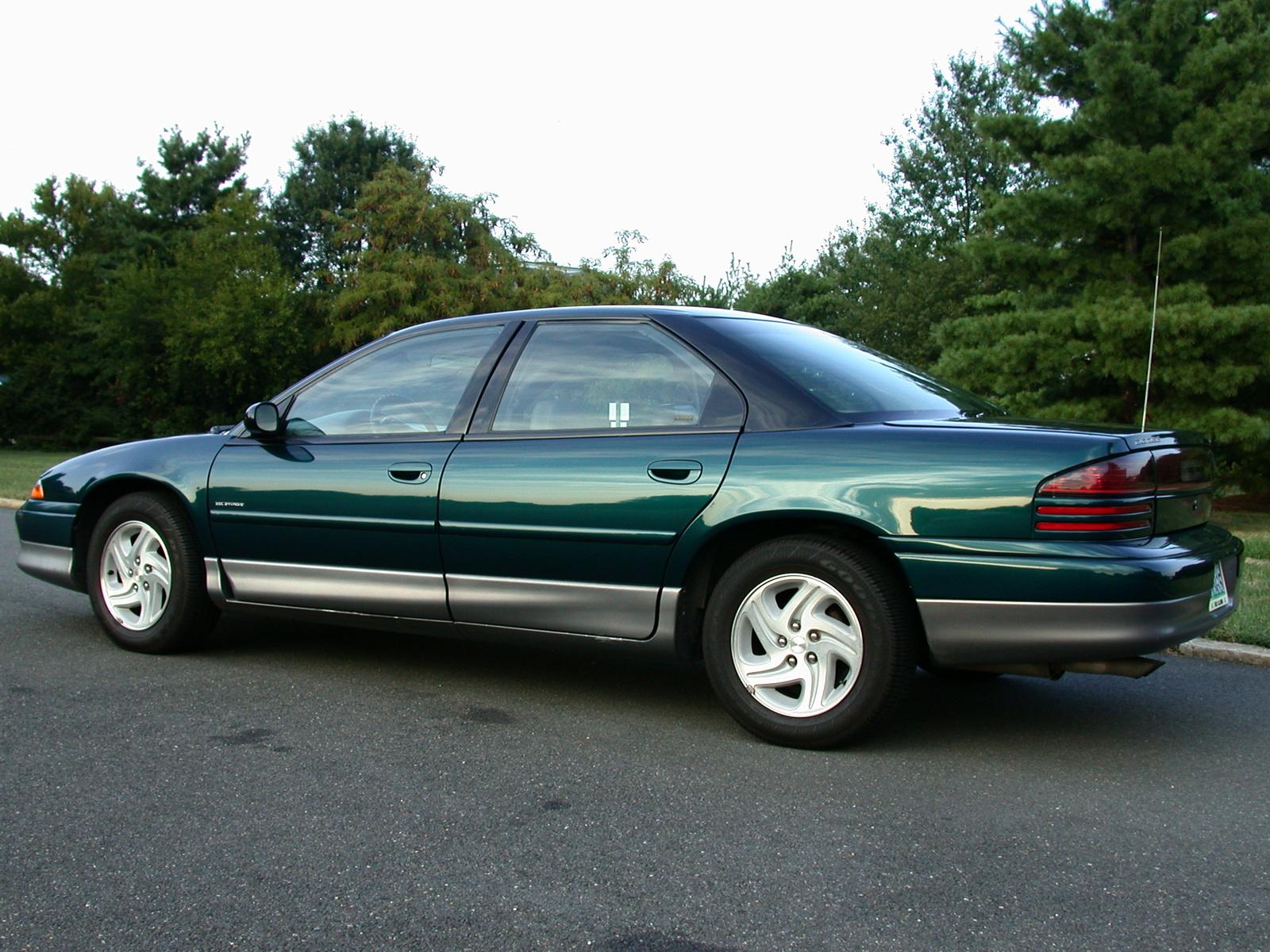 Dodge Intrepid 1998 foto - 4