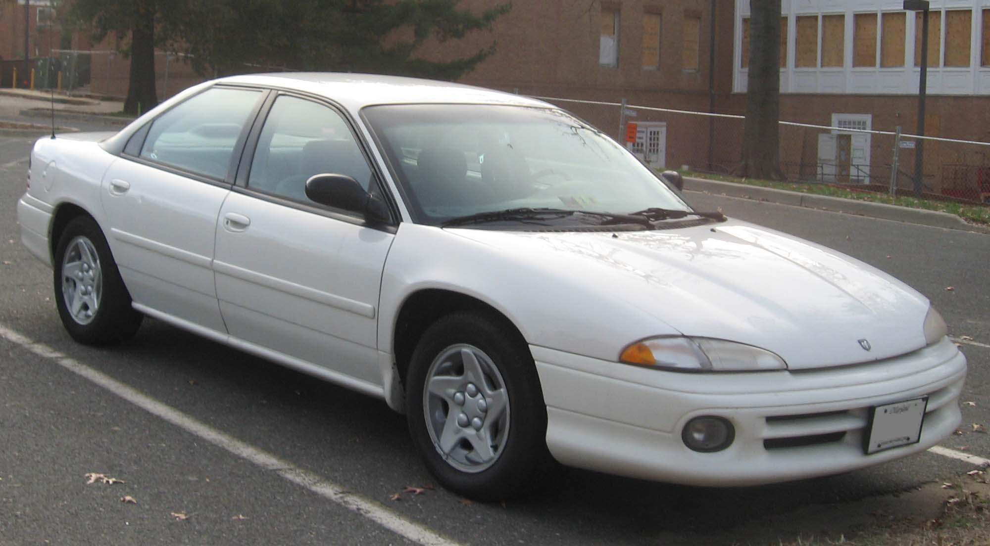 Dodge Intrepid 2000 foto - 2