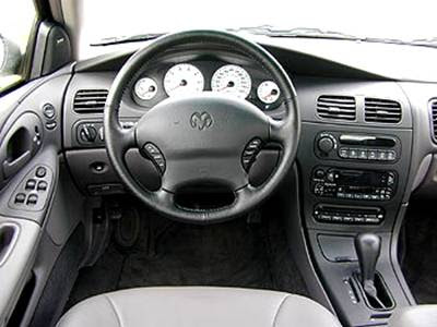 Dodge Intrepid 2001 foto - 5