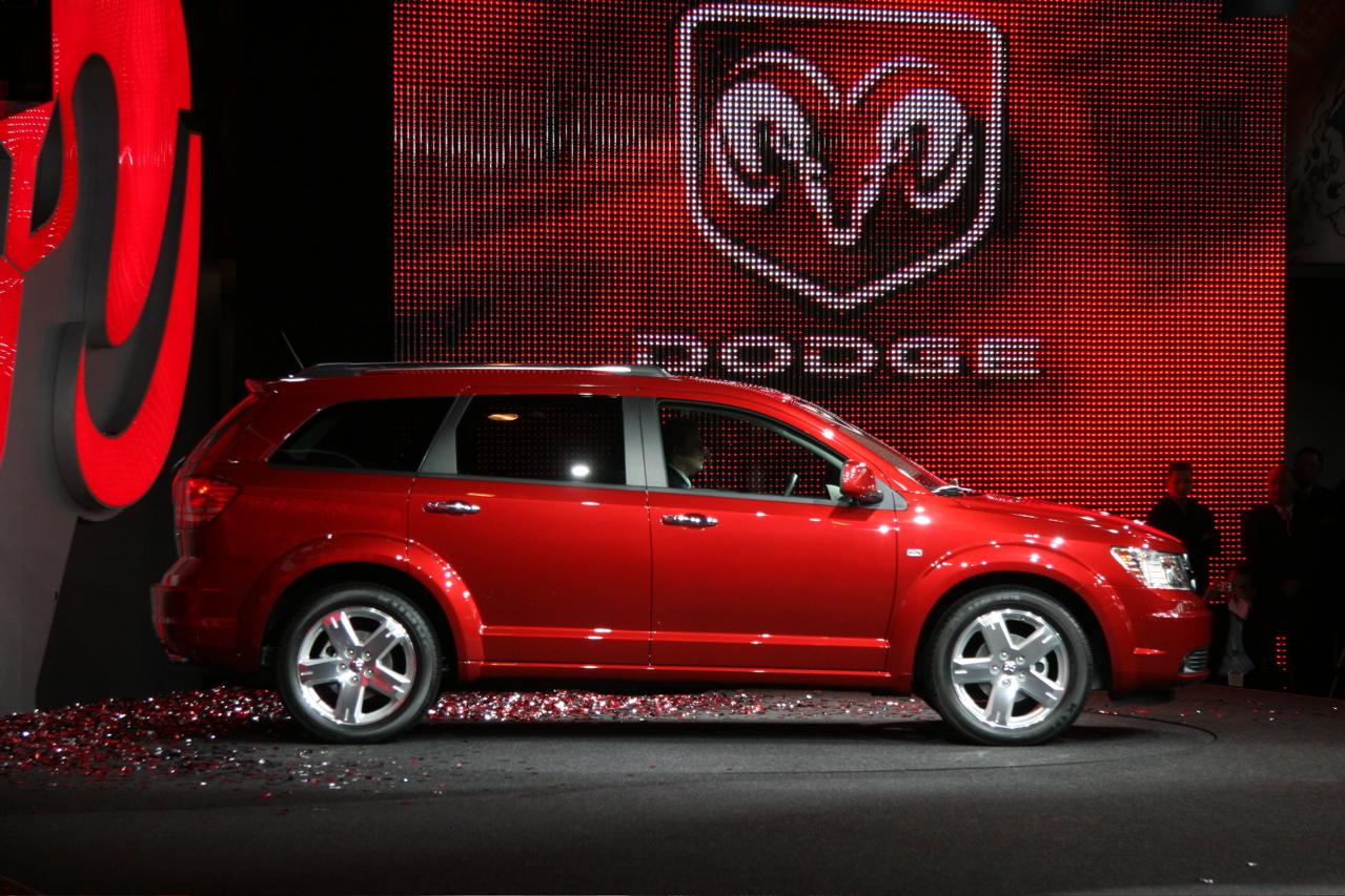 Dodge Journey 2007 foto - 2