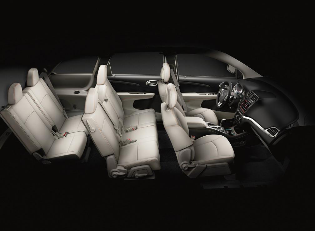 Dodge Journey 2012 foto - 1