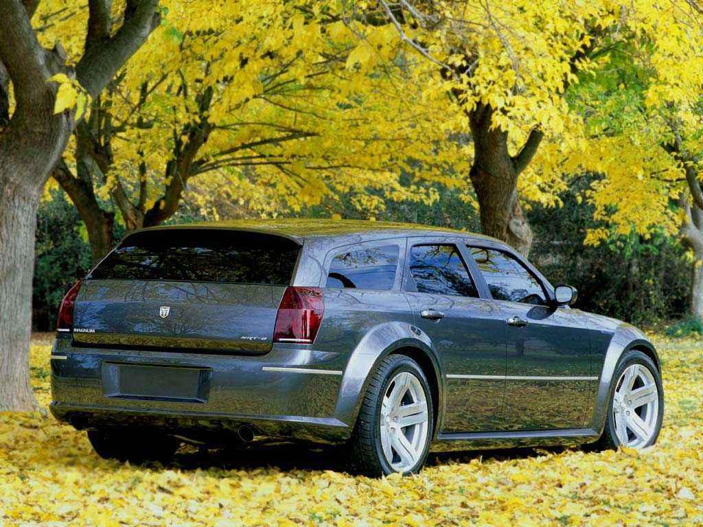 Dodge Magnum 2006 foto - 4