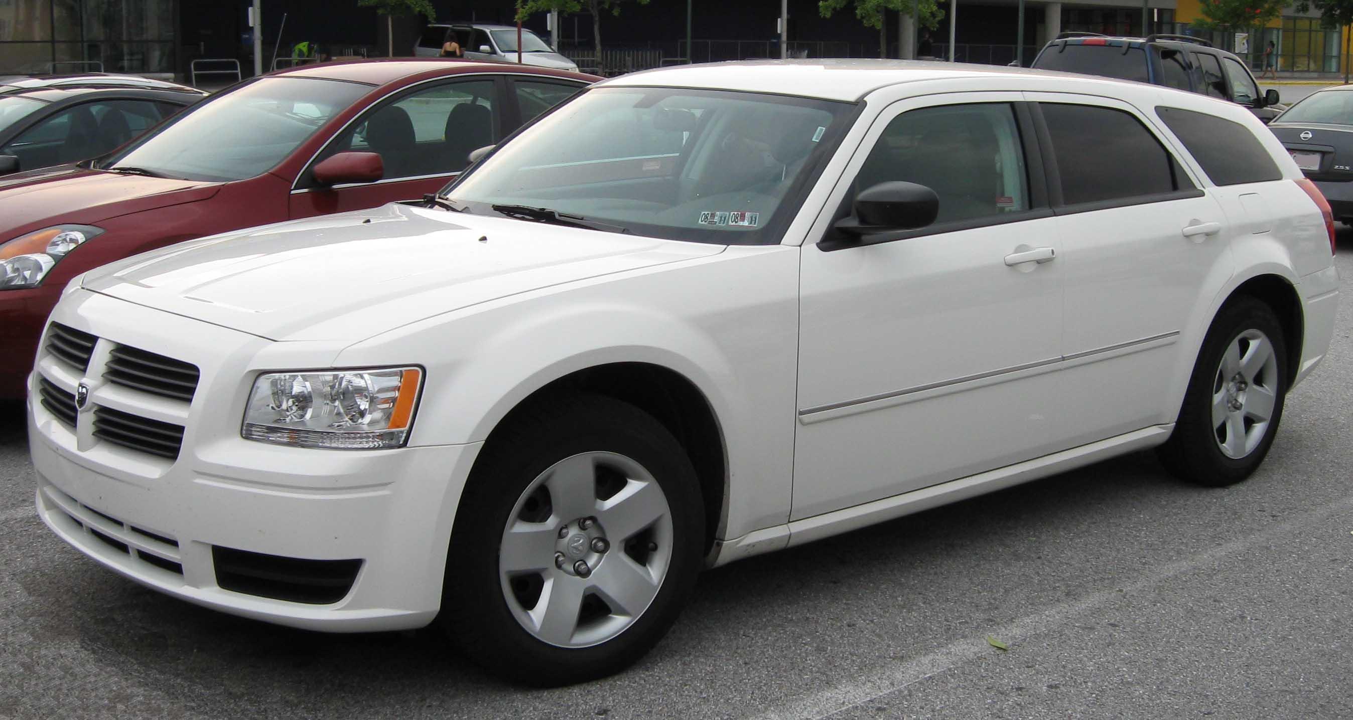 Dodge Magnum 2008 foto - 1